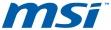 MSI GT710 1GB DDR3 LP PCI-E VGA