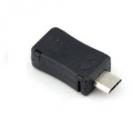 Kábel átalakító - VCOM KÁBEL ÁTALAKÍTÓ MICRO USB 5P APA - MINI USB 5P ANYA /CA418/ (MICRO USB 5P M/MINI USB 5P F)
