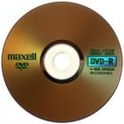 Maxell DVD-R (16X) írható DVD papírtokban