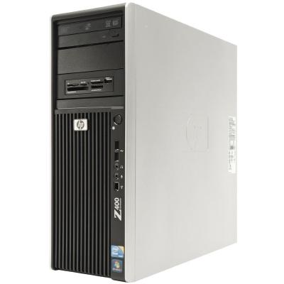 Használt számítógép - HP workstation Z400 Álló ház