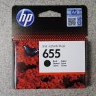 Eredeti HP patron - HP 655 fekete CZ109AE