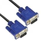 Monitor kábel - VCOM KÁBEL MONITORKÁBEL 1.8M, FEKETE, VGA