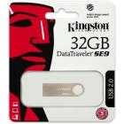Pendrive - 32GB Kingston DT-SE9H metal
