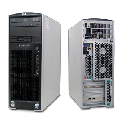 HP Workstation xw6600 Álló ház