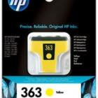 Lejárt szavatosságú eredeti patron - HP TINTAPATRON 8773EE (363) Yellow