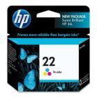HP 22 színes  9352AE
