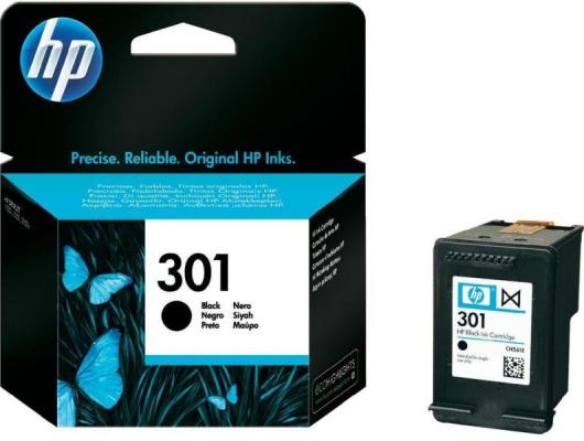Eredeti HP patron - HP 301 fekete CH561EE