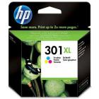 Eredeti HP patron - HP 301XL színes CH564EE