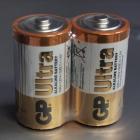 Akku, elem - GP Ultra LR14 baby elem 2db/csomag