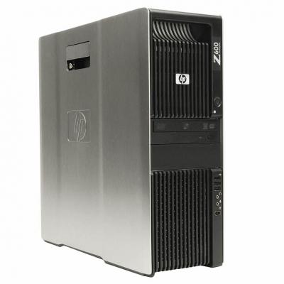 Használt számítógép - HP Workstation Z600 Álló ház