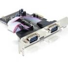 PCI bővítőkártya - PCI Soros kártya
