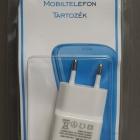 Hálózati töltő USB kimenettel 2A