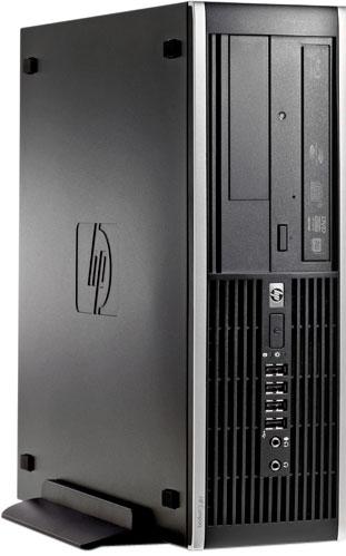 Használt számítógép - Hp Compaq 8100 Elite Fekvő ház