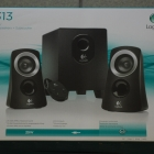 Hangszóró - Fejhallgató - Logitech Z313 hangszoró