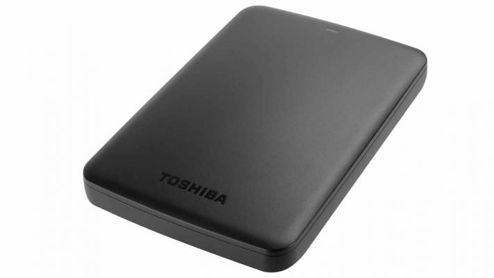 HDD (Külső) - 1.0TB TOSHIBA 2,5