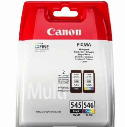 Eredeti Canon patron - Canon  PG-545/CL-546 Multipack