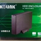 USB külső ház - Kolink 3.5