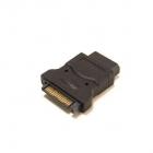 Tápkábel - SATA/M => 5.25 molex/F tápátalakító