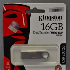 Pendrive - Kingston 16GB DTSE9G2 ezüst USB3.0 pnedrive