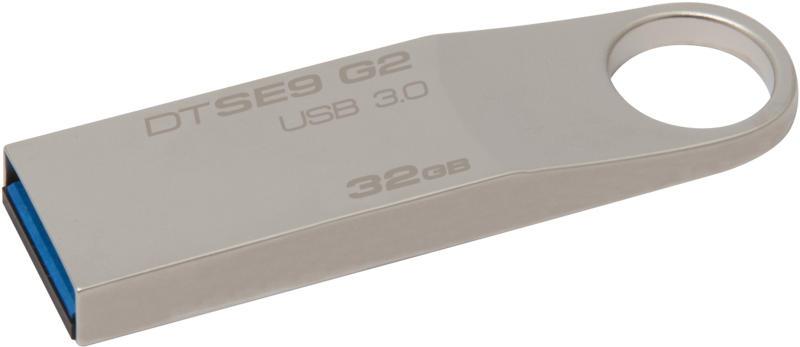 Pendrive - 32GB Kingston DTSE9G2 ezüst USB3.0 pnedrive