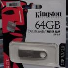 Pendrive - Kingston 64GB DTSE9G2 ezüst USB3.0 pnedrive