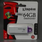 Pendrive - Kingston 64GB DTI G4 pendrive