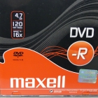 Maxell DVD-R 16X slim tokban