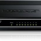 Vezetékes hálózat - TP-LINK 8port 10/100/1000 switch TL-SG1008D