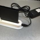 Akkumulátor + külső töltő + adapter Motion F5V géphez