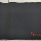 Egérpad - Gamer egérpad fekete színű, nagy (MP-GAME-L)