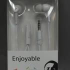 Hangszóró - Fejhallgató - Genius HS-M225 fehér headset