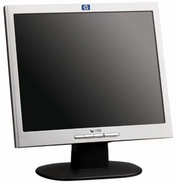 Monitor - HP 1702 17