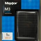 1TB Maxtor 2,5