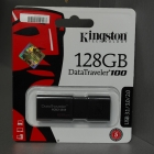 Pendrive - Kingston 128GB DT100G100 G3 pendrive