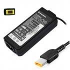 Notebook adapter - Lenovo 20V 3.25 65W adapter (téglalap alakú)