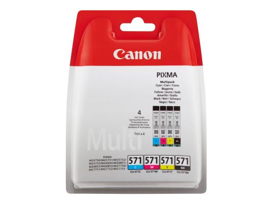 Eredeti Canon patron - Canon CLI571 multipack AKCIÓS!