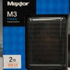 HDD (Külső) - 2TB Maxtor 2,5