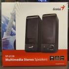 Hangszóró - Fejhallgató - Genius SP-U120 2.0 Hangszórók (USB Power) fekete
