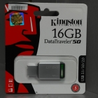 Pendrive - Kingston 16GB DT50 pendrive