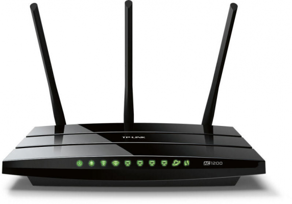 TP-LINK Archer C5 AC1200 Wireless Dual Band Gigabit Router v4.0