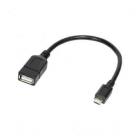 USB kábel - USB Hosszabbító kábel 20cm