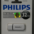 Pendrive - Philips Snow 32GB USB 2.0 Flash Drive