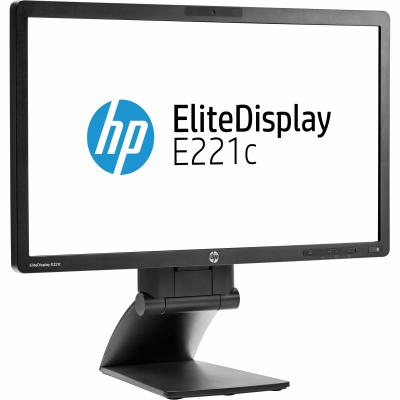Monitor - HP EliteDisplay E221c 22
