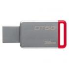 Pendrive - Kingston 32GB DT1G4 USB3.0 ezüst/piros pendirve