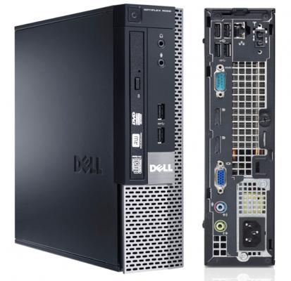 Használt számítógép | Core i processzorral - Dell Optiplex 9020 USFF