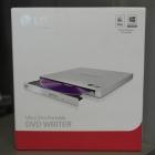 LG GP57EB40 USB 2.0 külső DVD Író (fehér)