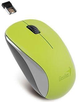 Vezeték nélküli egér - Genius NX-7000 BlueEye  zöld