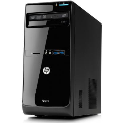 Használt számítógép - HP Pro 3500 Álló ház