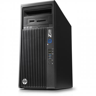 Használt számítógép - HP Workstation Z230 Álló ház