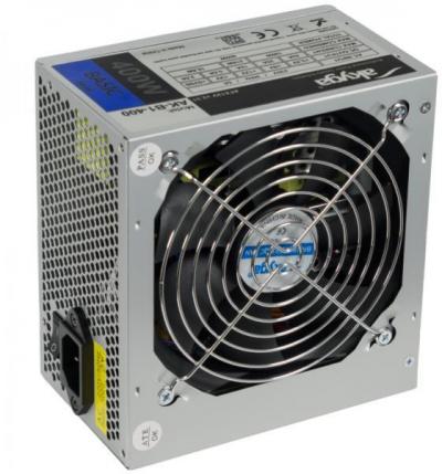 Tápegységek - AKYGA Basic 400W, DC 3.3/5/±12V, 400W, Retail tápegység